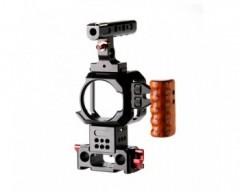 CAME-TV Cage For Blackmagic Micro Cinema Camera