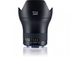 Zeiss Milvus 21mm f/2.8 ZE Lens for Canon EF