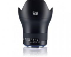 Zeiss Milvus 21mm f/2.8 ZE Lens per Canon EF