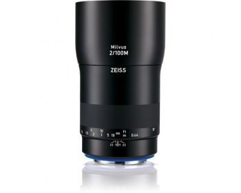 Zeiss Milvus 100mm f/2M ZE Lens per Canon EF