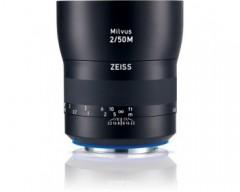 Zeiss Milvus 50mm f/2M ZE Lens per Canon EF