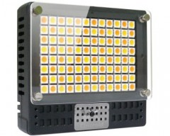 Cineroid L10C-VC 18 Watt On-Camera Variable Color Temperature LED Light