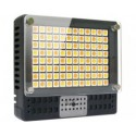 Cineroid L10C-VC 18 Watt On-Camera LED Light Temperatura colore Variabile