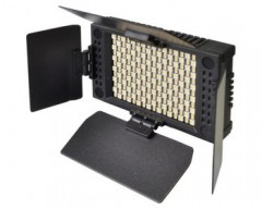Cineroid LM200-VC 30 Watt On-Camera Variable Color Temperature LED Light