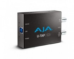 AJA U-TAP USB 3.0 Powered SDI Capture Device
