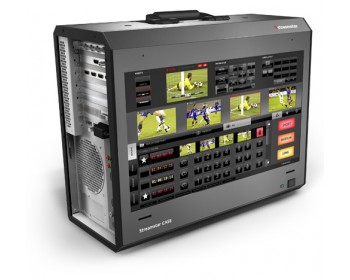 JVC Streamstar CASE 500 All in One Portable