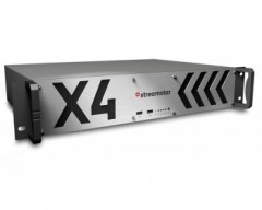 JVC Streamstar X4 All-in-One, HD, rack-mount, live production and streaming studio