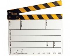 ikan PS01 23x28cm Ciak Cinematografico Bianco