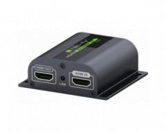 TECHLY - IDATA EX-HL21D - Extender Splitter HDMI con IR su Cavo Cat. 6 fino a 60m