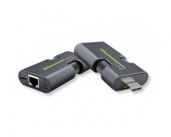 TECHLY - IDATA EXT-E70MI - Extender HDMI Full HD 3D su cavo Cat. 5E / 6/6A / 7 max 50m Autoregolato
