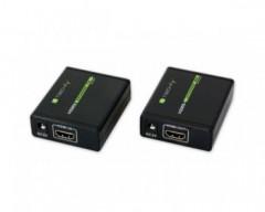 TECHLY - IDATA EXT-E70 - Extender HDMI Full HD 3D su cavo Cat. 5E / 6/6A / 7 fino 60 metri