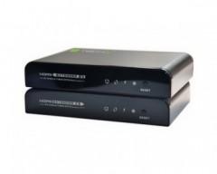 TECHLY - IDATA EXT-EF2000 - Extender HDMI con IR su Cavo Fibra Ottica Monomodale SC fino a 20km