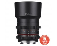 Samyang 50mm T1.3 AS UMC CS Cine Lens - MFT