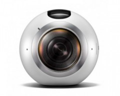 Samsung Gear 360 Spherical VR Camera