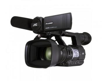 "JVC GY-HM620 Camcorder 3 Cmos 1/3"" a 12-Bit 16:9 2.2MP ottica stabilizzata 23x"