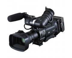 JVC GY-HM850E Full HD Shoulder-Mount ENG Camcorder with 3x 1/3inch CMOS Sensors