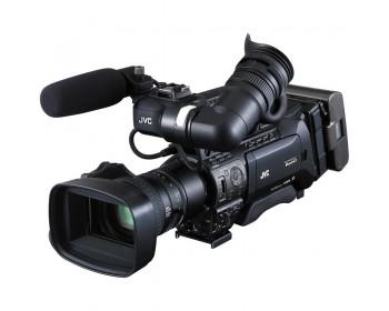 """JVC Camcorder GY-HM850E 3 CMOS 1/3"""" 16:9"""