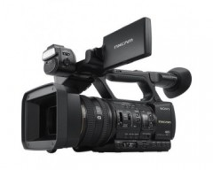 Sony HXR-NX5R NXCAM Professional Camcorder con LED Light