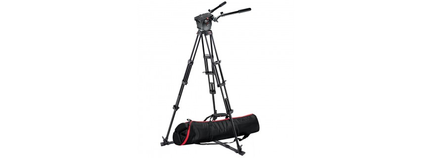 KIT Manfrotto Video