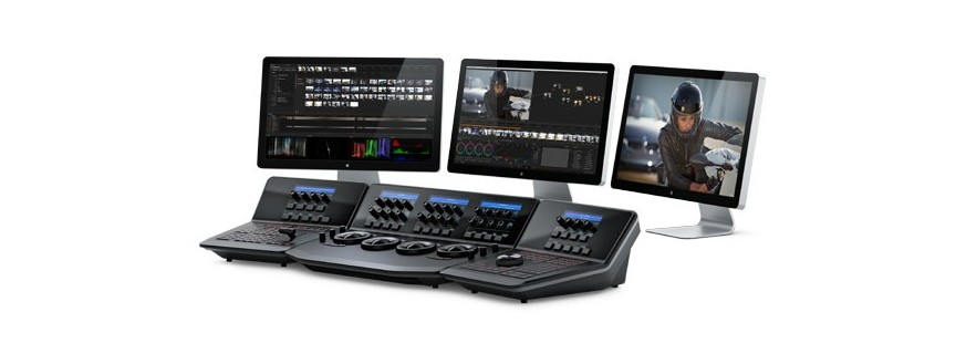 DaVinci Resolve e Fusion Studio