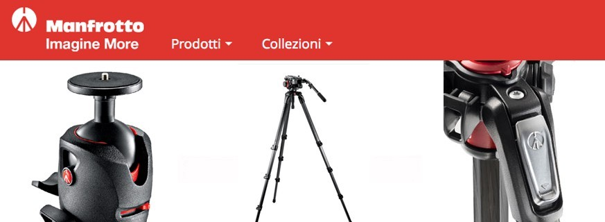 Manfrotto Store