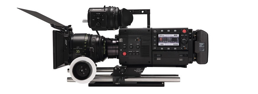 Cineprese Digitali 4K, 6K, 8K Super 35 e Full-Frame