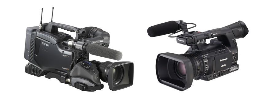 Camcorder HD & UHD 4K