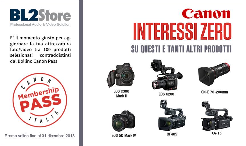 Canon TASSO 0 2018