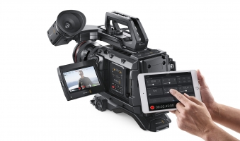 Blackmagic Design Aggiornamento Blackmagic Camera 4.4 per Ursa Mini e PRO